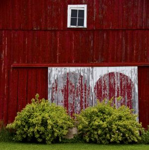 Red Barn Door, Fort Wayne, IN